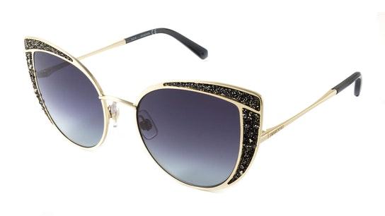 SK 0282 Women's Sunglasses Grey / Gold