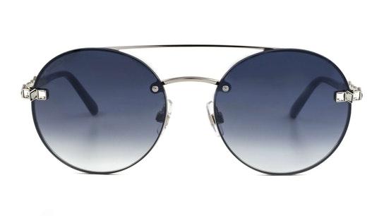 SK 0283 Women's Sunglasses Grey / Silver