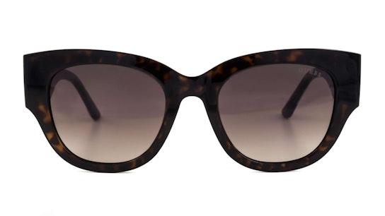 GU 7680 (52F) Sunglasses Brown / Tortoise Shell