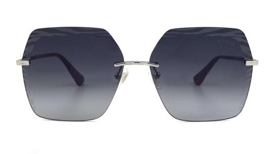 GU 7693 (10C) Sunglasses Grey / Silver