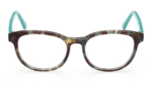 GA 4102 Women's Glasses Transparent / Blue