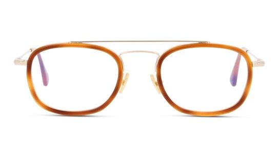 FT 5677-B (053) Glasses Transparent / Havana