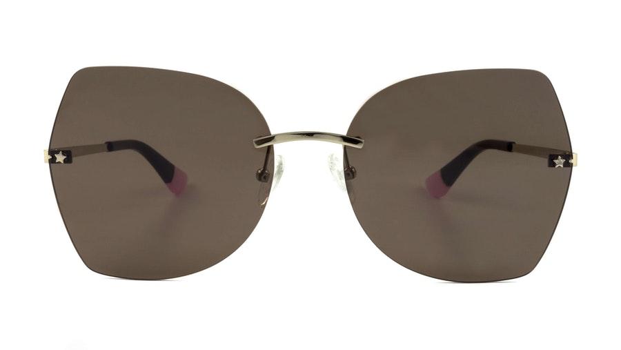 Victorias Secret VS 0026 Women's Sunglasses Brown / Gold