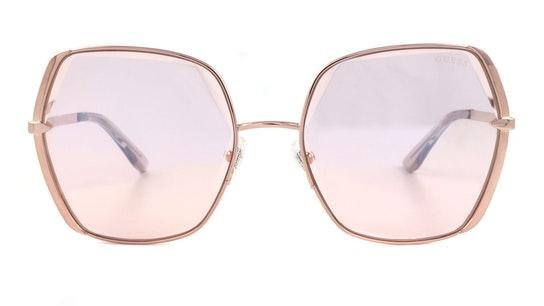 GU 7721 (28U) Sunglasses Pink / Pink