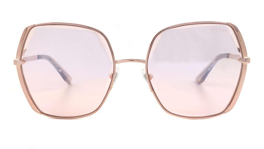 Guess GU 7721 Women's Sunglasses Pink / Pink