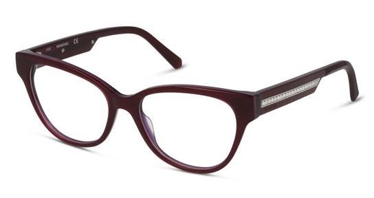 SK 5392 Women's Glasses Transparent / Violet
