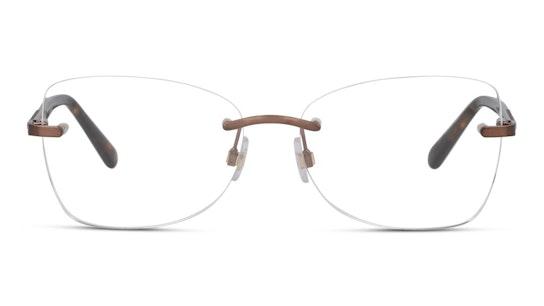 SK 5394 Women's Glasses Transparent / Bronze
