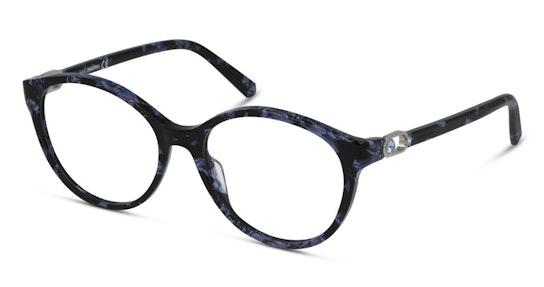 SK 5400 Women's Glasses Transparent / Black