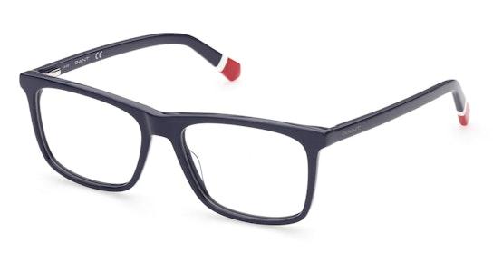 GA 3230 Men's Glasses Transparent / Blue