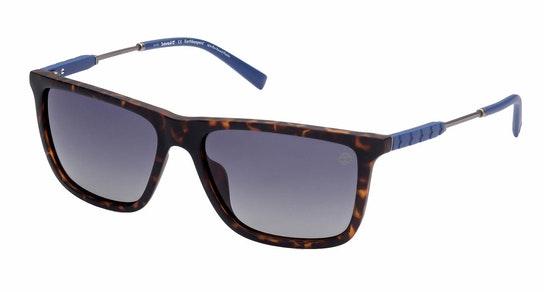 TB 9242 (52D) Sunglasses Grey / Havana