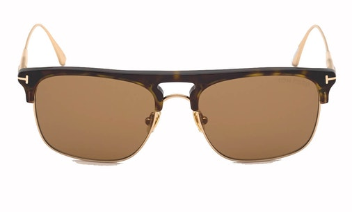 Lee FT 830 (52E) Sunglasses Brown / Havana
