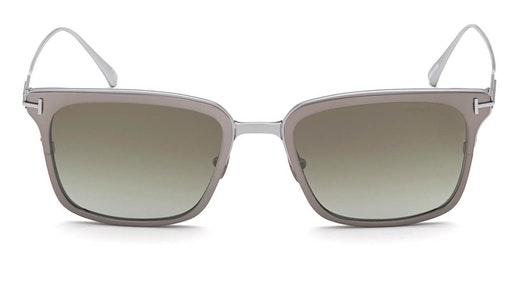 Hayden FT 831 (12Q) Sunglasses Green / Silver