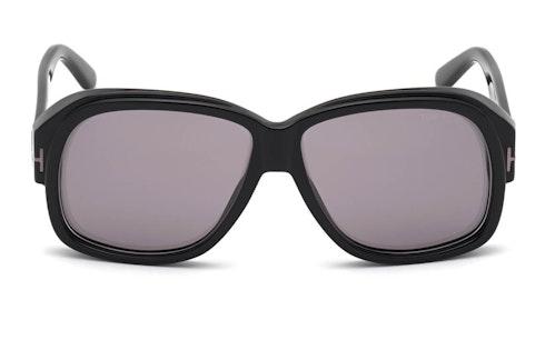 Lyle FT 0837-N (01C) Sunglasses Grey / Black