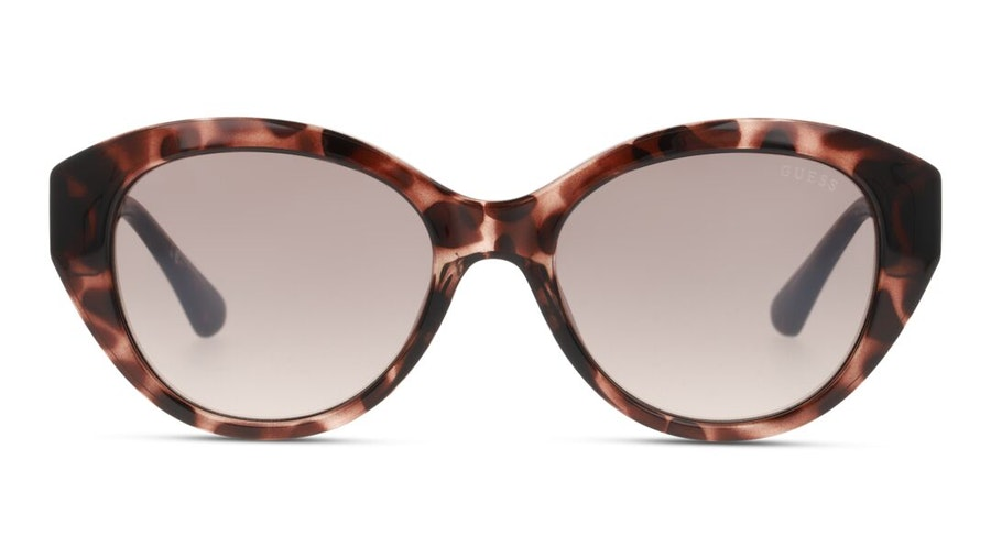 Guess GU 7771 (55F) Sunglasses Brown / Tortoise Shell
