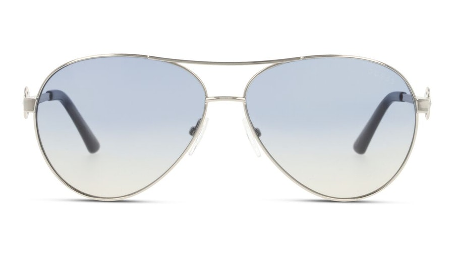 Guess GU 7770 (10W) Sunglasses Blue / Silver