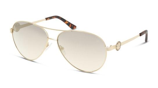 GU 7770 (32C) Sunglasses Grey / Gold