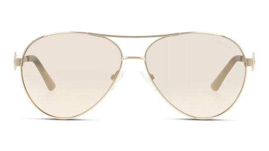 GU 7770 Women's Sunglasses Grey / Gold