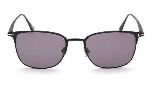 Liv FT 851 (02C) Sunglasses Grey / Black