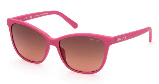 GA 8084 (73Z) Sunglasses Violet / Pink
