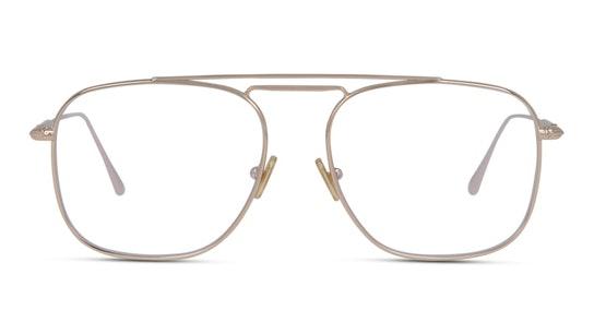 FT 5731-B (028) Glasses Transparent / Gold