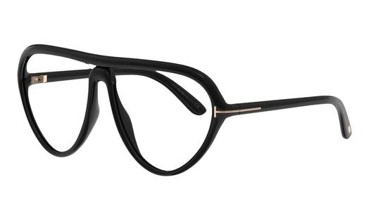 FT 0769 (001) Glasses Transparent / Black