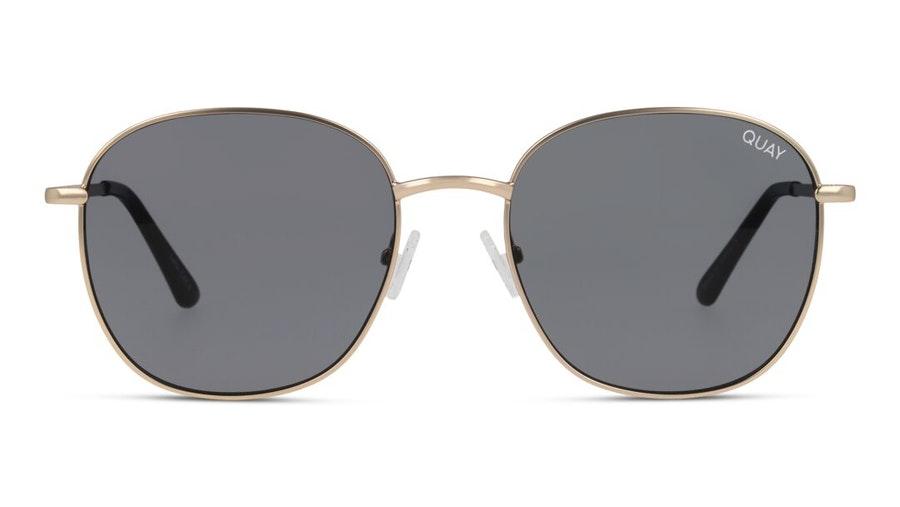 Quay Jezabell QW-000262 Women's Sunglasses Grey / Gold