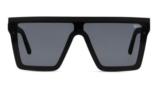 Hindsight QW-000311 Unisex Sunglasses Grey / Black