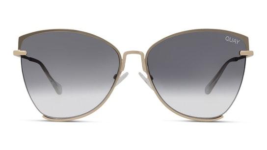 Dusk to Dawn QW-000412 Women's Sunglasses Grey / Gold
