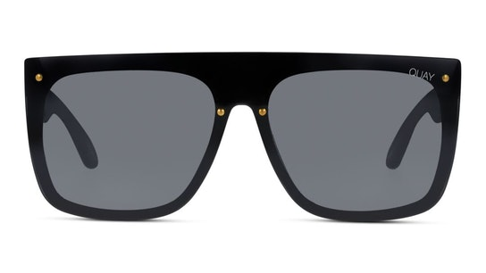 Jaded QW-000537 (BLK/SMKFLS) Sunglasses Grey / Black