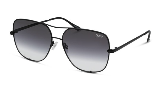 High Key Navigator QU-000861 (BLK/FADE) Sunglasses Grey / Black
