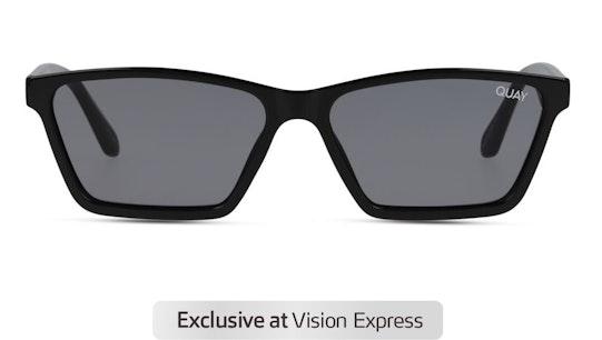 Club Kid QW-000879 Unisex Sunglasses Grey / Black