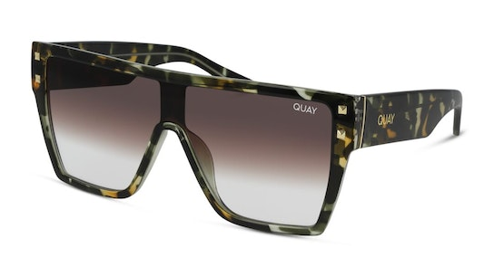 Maxed Out QU-000891 (CAMOTRT/BR) Sunglasses Brown / Tortoise Shell