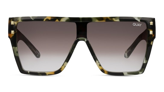 Maxed Out QU-000891 Unisex Sunglasses Brown / Tortoise Shell