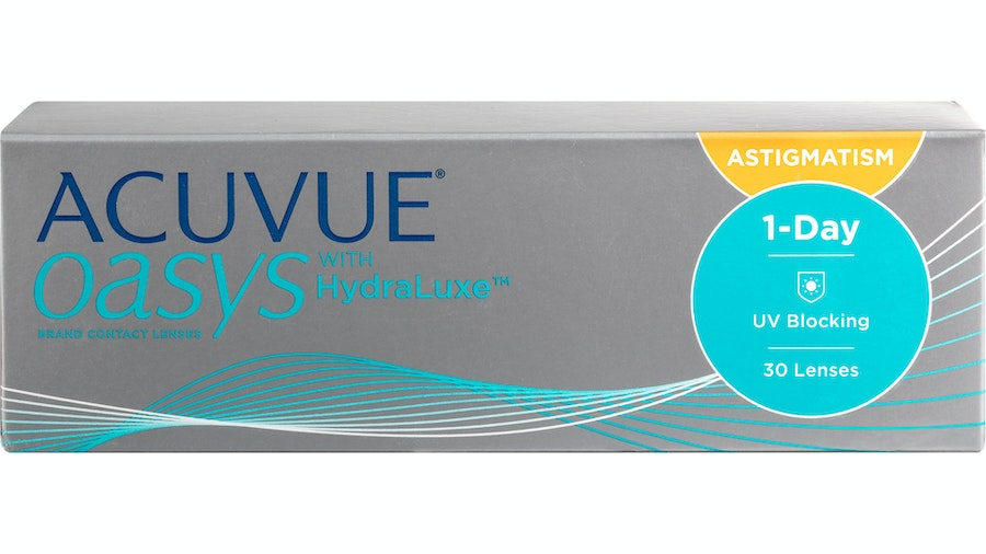 1-Day Acuvue Oasys Astigmatism