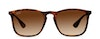 Ray-Ban CHRIS RB4187 856/13 Marrone/Tartaruga