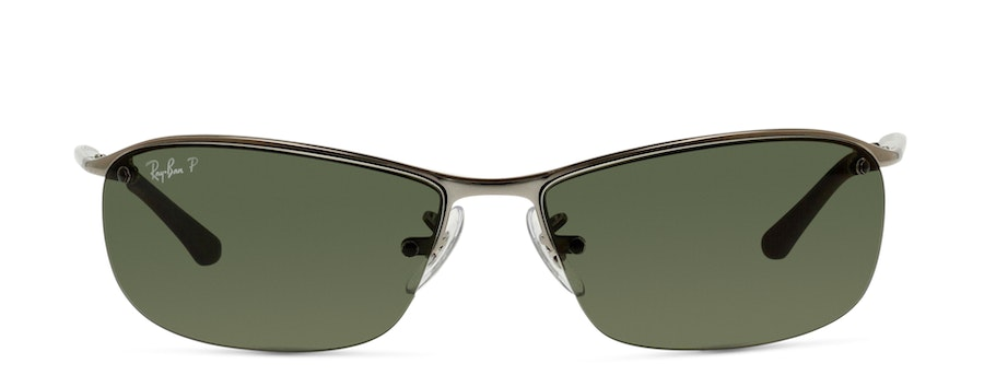 Ray-Ban RB3183 004/9A Verde/Argento