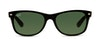Ray-Ban NEW WAYFARER RB2132 901L Verde/Nero