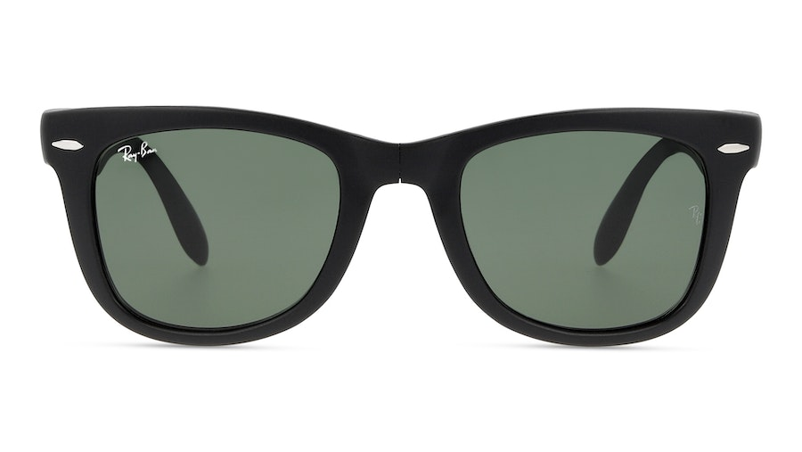 Ray-Ban FOLDING WAYFARER RB4105 601S Verde/Nero