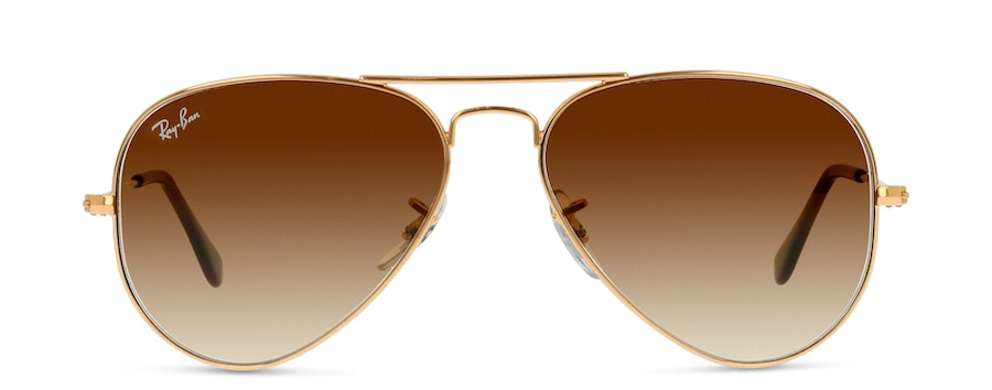 Ray-Ban AVIATOR LARGE METAL RB3025 001/51-55/14 Marrone/Oro