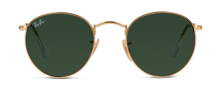 Ray-Ban ROUND METAL SMALL RB3447 1-47/21 Verde/Oro