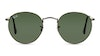 Ray-Ban ROUND METAL RB3447 29 Verde/Grigio
