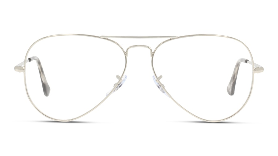 Ray-Ban RX6489 2501 Argento