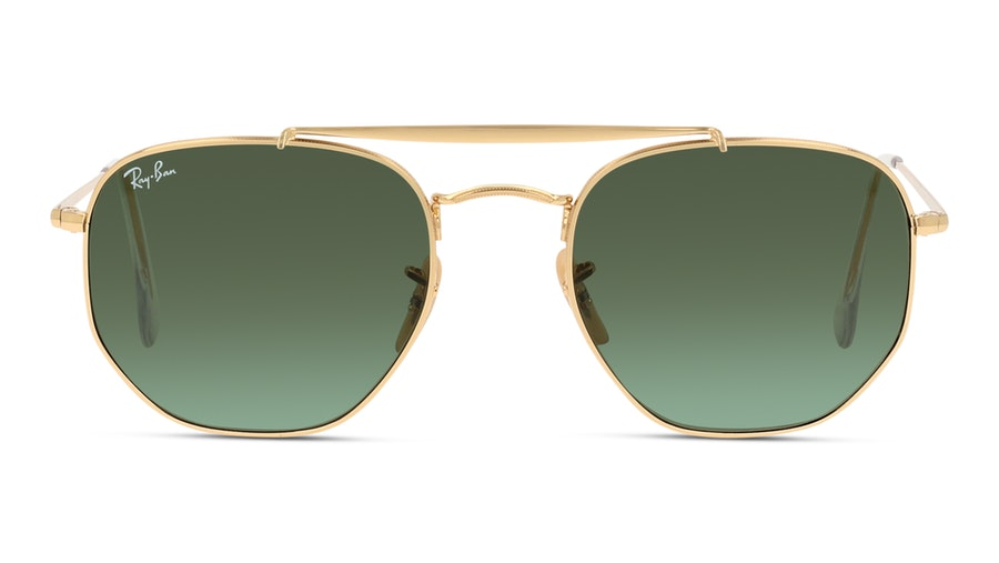 Ray-Ban THE MARSHAL RB3648 1 Verde/Oro