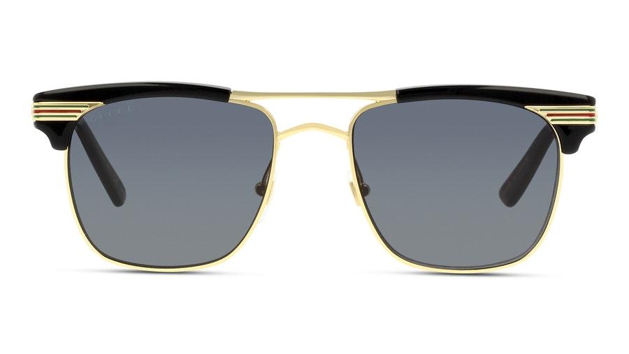 Gucci GG0287S 1 Marrone/Nero,Oro