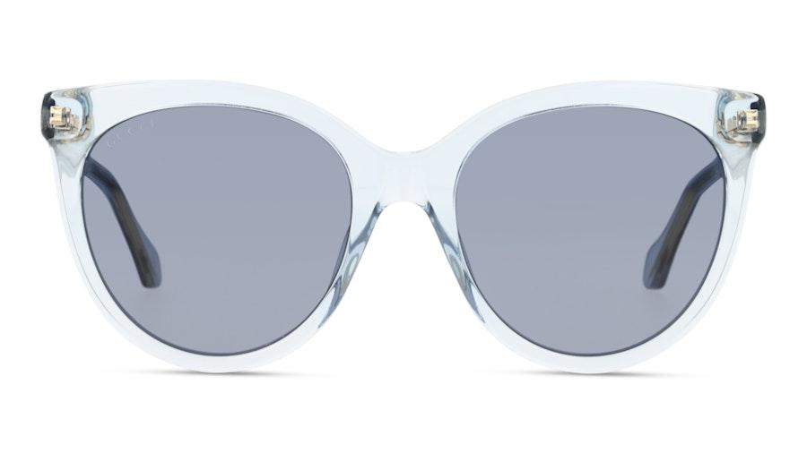 Gucci GG0565S 3 Blu/Trasparente,Blu