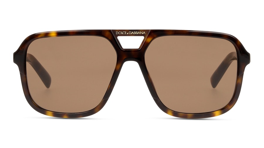 Dolce & Gabbana DG4354 502/73 Marrone/Tartarugato