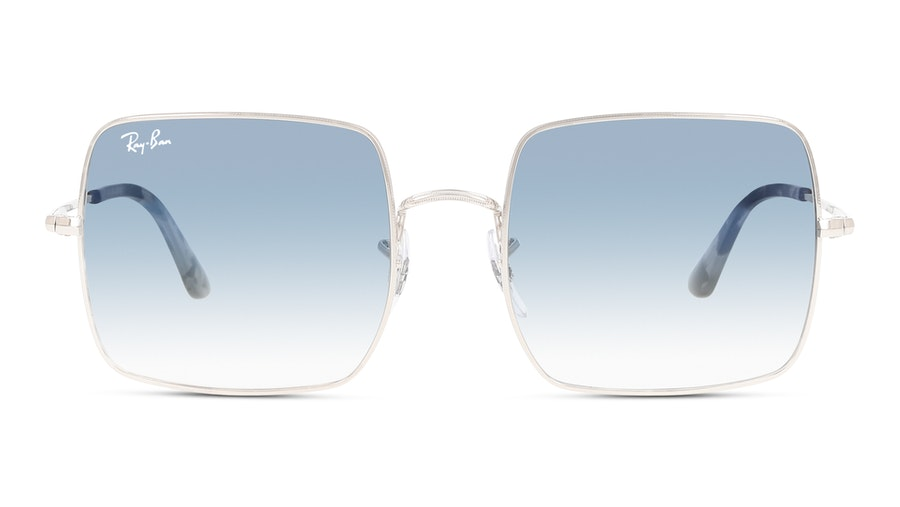 Ray-Ban SQUARE RB1971 91493F Blu/Argento