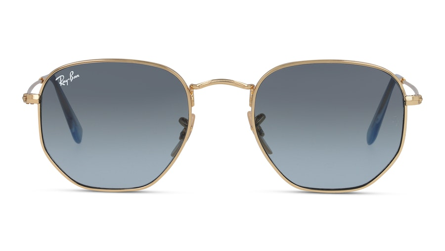 Ray-Ban HEXAGONAL RB3548N 91233M Blu/Oro
