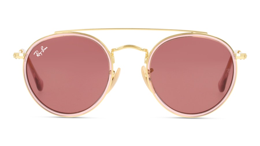 Ray-Ban Junior RJ9647S 281/75 Rosa/Oro,Rosa