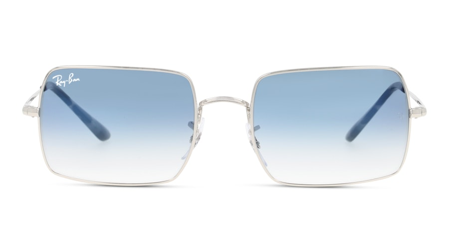 Ray-Ban RECTANGLE RB1969 91493F Blu/Argento